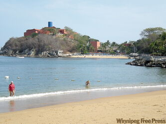 Dozens of beaches dot Huatulco's bays.