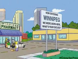 Why's everyone talking about Winnipeg? Because they like us... they really like us