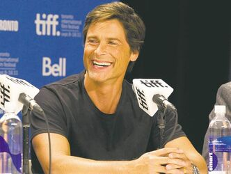 Rob Lowe to star as prosecutor Jeff Ashton in Imperfect Justice.