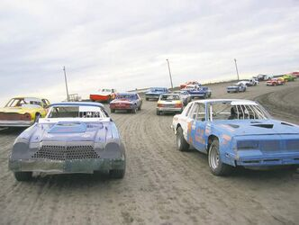 Red River Co-op Speedway features fast-paced action just south of the city. For more information check them out on the web at www.redrivercoopspeedway.com