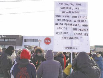 MELISSA TAIT / WINNIPEG FREE PRESS