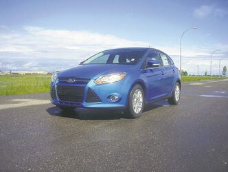 The Ford Focus is the top-selling car in the world after shipping over one million vehicles in 2012.