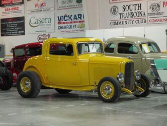 There will be more than 100 custom, classic and special-interest vehicles on display this weekend at the Rondex Rodarama, being held at the East End Arena in Transcona.
