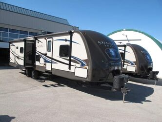 The Sunset Trail model is one of the top sellers at Lapointe's RV Centre.