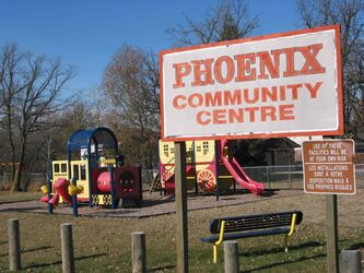 The Phoenix Community Centre at 153 Seekings St. in Headingley has operated for almost 50 years.