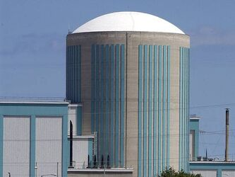 The Kewaunee Power Station nuclear plant will close in 2013.