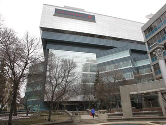 Canadian Tire's cloud computing centre will be located on the second floor of the Air Canada building.