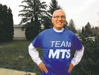 Twenty-five years ago, Bob McNaughton decided to join the MTS volunteers group, a growing trend in corporate social responsibility that sees companies encouraging and supporting employees in giving their time to local non-profit organizations within their own communities. McNaughton provides excellent help to the Boys and Girls Clubs of Winnipeg.