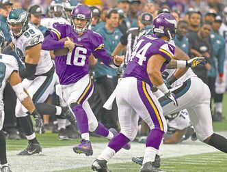 Elizabeth Flores / Minneapolis Star Tribune / MCT files