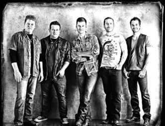 Emerson Drive got its start in Canada but now the members call Nashville home.