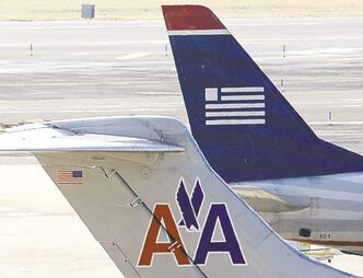Washington has ruined American Airlines' plan to merge with US Airways -- at least temporarily. The merger would make American the world's biggest airline.