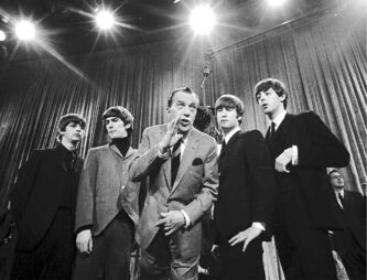 Ed Sullivan brought the Beatles to living rooms across North America, including Winnipeg.