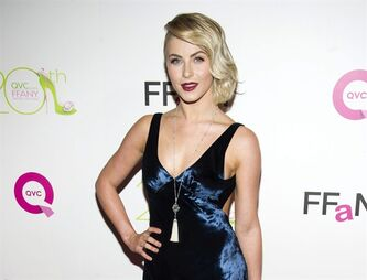 FILE - This Oct. 1, 2013 file photo shows actress Julianne Hough at the 20th Annual