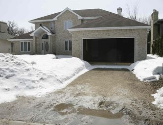 The large two-storey home on Brahms Bay -- an upscale neighbourhood in North Kildonan -- has been an irritant for neighbours for the the past 15 years.