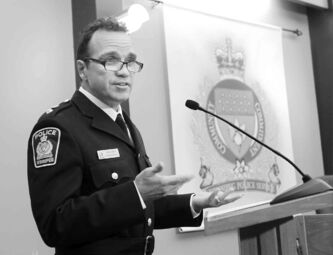Winnipeg police Supt. Danny Smyth explains why police paid Shawn Lamb, who confessed to killing Carolyn Sinclair and Lorna Blacksmith.