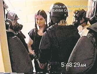 Handout / The Canadian Press
