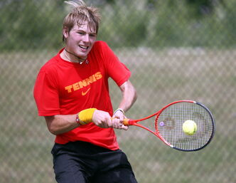 Winnipegger Kevin Kylar rubbed shoulders with some of the best tennis players in the world last week.