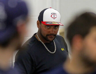 Byfuglien arrived sometime over the weekend and reported for practice this morning looking slim and fit.