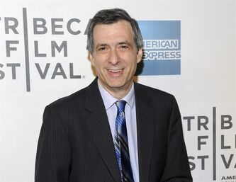 FILE - This April 25, 2012 file photo shows journalist Howard Kurtz at the world premiere of