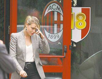 AC Milan executive Barbara Berlusconi, on dad's orders, has ended her feud with one-time sport director Adriano Galliani.