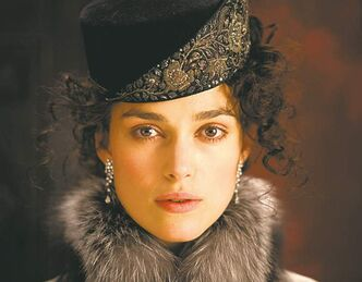 "Keira Knightley stars as Anna in Joe Wright's ""Anna Karenina,"" an Alliance Films release. THE CANADIAN PRESS/ho-Laurie Sparham"
