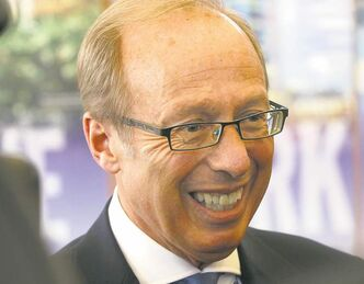 Mayor Sam Katz recently beat a conflict-of-interest case in the courts.