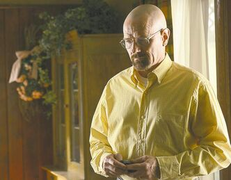 Bryan Cranston in Breaking Bad, a show many binge-watching TV viewers burn through in marathon sessions.