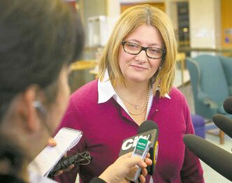 'People are tired of the  perceived boys club' -- Coun. Paula Havixbeck