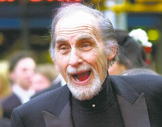 Sid Caesar, in May 2002, made comedy out of real-life situations.