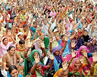 Ajit Solanki / the associated press