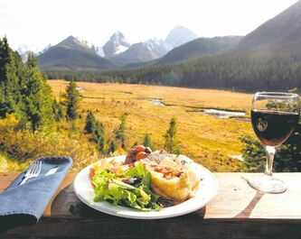 Mount Engadine Lodge is a hidden gem outside Canmore, Alta.