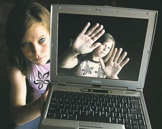 Police say teens need to be vigilant about the threat posed by online predators.