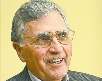 Harrison Schmitt believes Canada can play a role in mining on the moon.