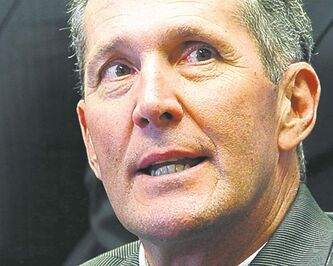Brian Pallister: admit the problem
