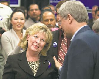 Liam Richards / The Canadian Press Archives
