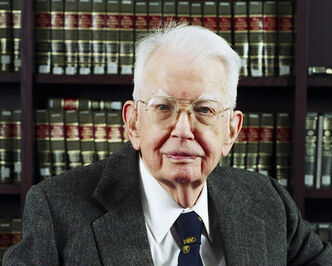 Professor Ronald Coase died Monday, Sept. 2, 2013, after a short illness at a Chicago hospital. He was 102.