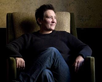 Musician k.d. lang poses in Toronto, Wednesday Dec.5, 2007. The groundbreaking singeris being inducted into the Canadian Music Hall of Fame.THE CANADIAN PRESS/Adrian Wyld