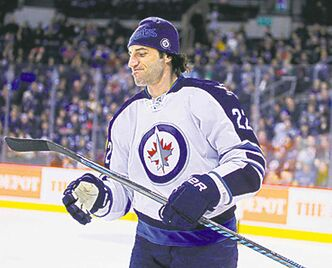 Chris Thorburn is on coach No. 6.