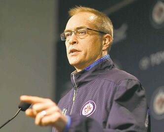 Jets head coach Paul Maurice says the NHL game evolved as the season went on.