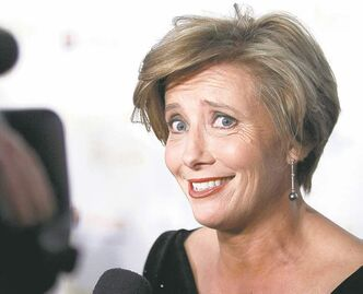 Beautiful Creatures star Emma Thompson has a reputation as a dramatic actress, but she also loves doing comedies.