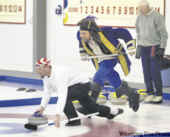 For most rinks — then and now — it has never been about winning. Fun is the name of the MCA Bonspiel game. It is rare that a skip will make you walk the plank for blowing an open takeout.
