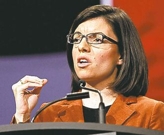 Manitoba MP Niki Ashton