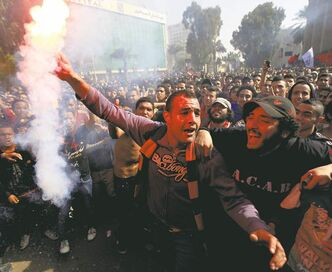 Khalil Hamra / The Associated Press
