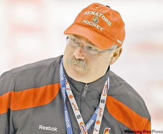 'It's the players that do everything. It's nothing about me' — Paul MacLean