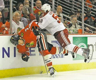 Scott Strazzante / Chicago Tribune / MCT