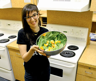 A new, weekly fusion-style cooking class for youth in Lord Selkirk Park will teach kids skills needed to take ownership of their lives and build new connections with their foods, co-ordinator Lissie Rappaport says.