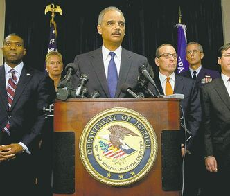 Matthew Hinton / The Associated Press