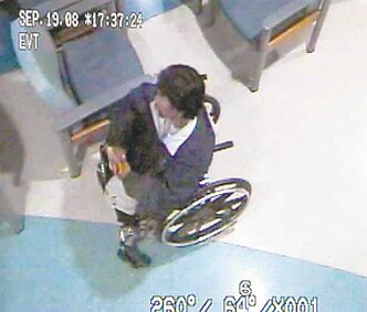 Brian Sinclair patiently waits for help that would never come at the Health  Sciences Centre ER in September 2008.