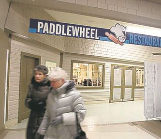 After serving generations, the Paddlewheel will stop rolling Jan. 24.