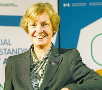 Ursula Menke is the commissioner of the Financial Consumer Agency of Canada.